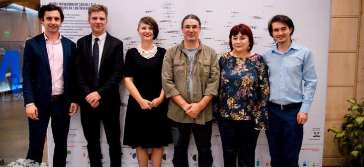 Trei inovatori români se alătură comunității internaționale de antreprenoriat social Ashoka